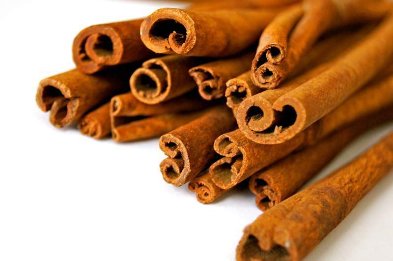 Cinnamon for acquired brain injury