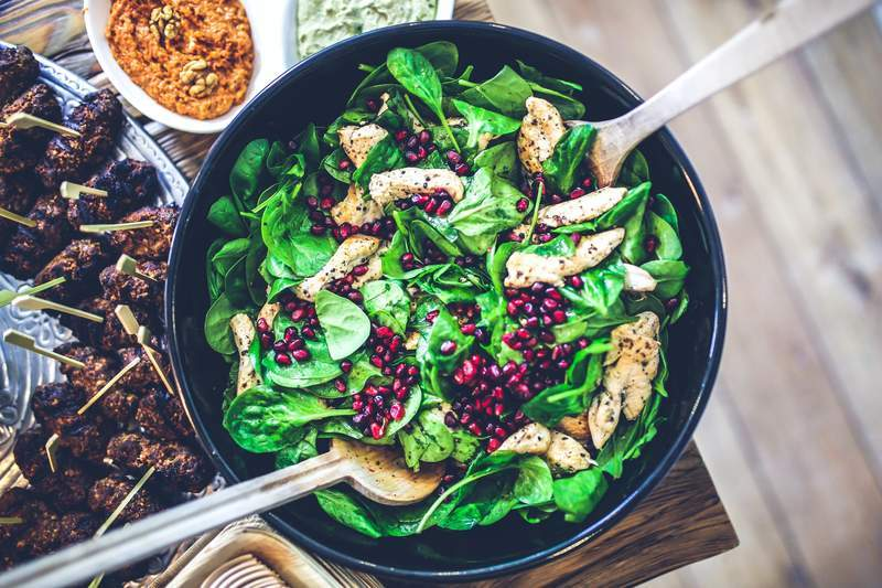 Healthy food to help you recover from brain injury