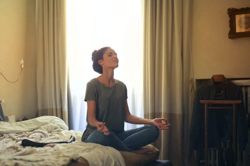 Meditation to help with recovery from acquired brain injury
